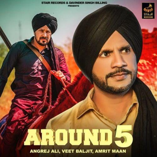 Around 5  By Angrej Ali, Amrit Maan Poster
